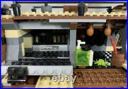 100% Complete & Retired Lego Star Wars Jabba's Sail Barge (6210) with Manual