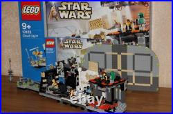 100% Complete with Box LEGO 10123 Star Wars Cloud City