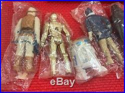 1980 Kenner Star Wars Empire Ultra Rare Six Pack Figure Set In The Box