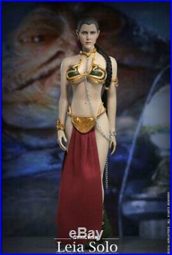 1/6 Scale Star Wars Princess Leia Organa Slave Seamless Figure Complete Set