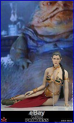 1/6 Star Wars Princess Leia Organa Slave Seamless Female Figure Full Set U. S. A