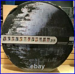 2011 SDCC STAR WARS Revenge of the Jedi Death Star set Crumb & Mouse Droid