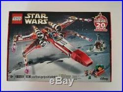 4002019 Lego Star Wars X-Wing Christmas Set