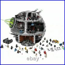 4016Pcs Star War Death Star Space Station Blocks Set Compatible to 75159