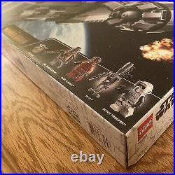 5 LEGO Star Wars Darth Vader Bust Nebulon-B Razor Crest 75292 75227 75294 77904