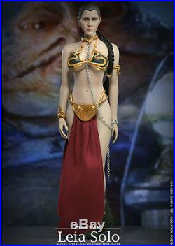 BACKORDER 1/6 Star Wars Princess Leia Organa Slave PHICEN Seamless Figure Set