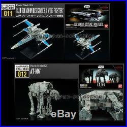 BANDAI STAR WARS VEHICLE MODEL 15 Model kit Set