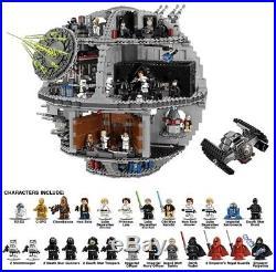 BRAND NEW Death Star Star Wars Custom Set 05063/10188 + Minifigures