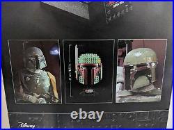 BRAND NEW LEGO Star Wars 75277 Boba Fett Helmet RARE SET
