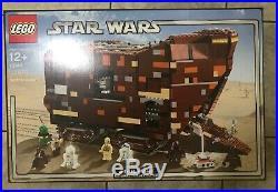 BRAND NEW Lego STAR WARS 10144 SANDCRAWLER