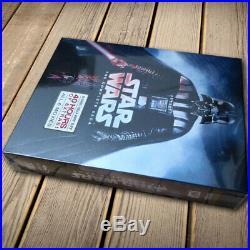 BRAND NEW Star Wars Complete Saga episodes 1-6 Movie Box Set 9-Disc Blu-Ray
