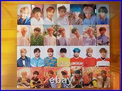 BTS Bangtan Boys Album LOVE YOURSELF DNA Photo Card Full SET Official K-POP