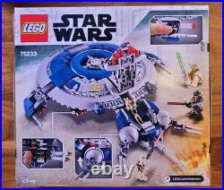 Brand New Lego Star Wars Droid Gunship (75233)