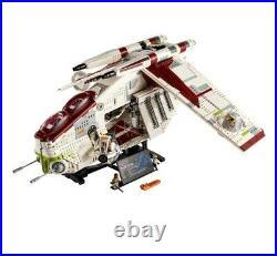 Brand New Lego Star Wars UCS Republic Gunship 75309