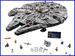 Brand New without Original Box LEGO 75192 Star Wars Millennium Falcon