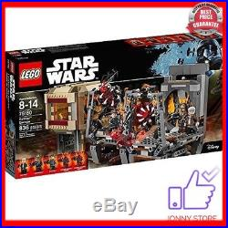 Brand new LEGO Star Wars Rathtar Escape 75180 Building Kit factory sealed
