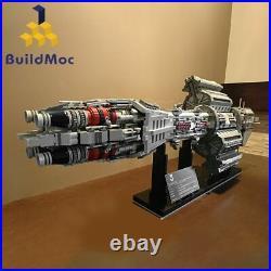 Building Blocks Set MOC-12902 EAS Agamemnon Model 4700 Pieces Bricks Toys