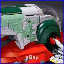 Building Blocks Set Star Wars 05037 Slave I UCS Star Destroyer Model Kids Toys