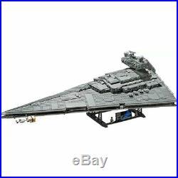 Building Blocks Set Star Wars UCS The Imperial Star Destroyer Ship Toys for Kids