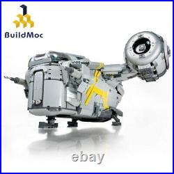 Building Blocks Set UCS Razor Crest MOC-37840 Model Bricks Kids Toys Gifts