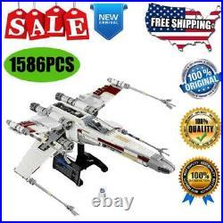 Building Blocks Sets Star Wars 05039 UCS The X-wing Starfighter Model Kids Toys