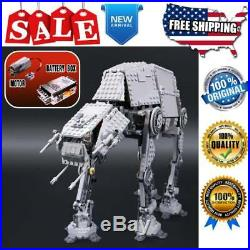 Building Blocks Sets Star Wars 05050 Motorized Walking AT-AT Robot Toys for Kids