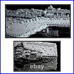 Building Blocks Sets Star Wars MOC Executor Star Dreadnought Ship Toys for Kids