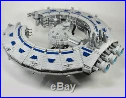 Building Blocks Sets Star Wars MOC The Lucrehulk Star Control Ship Toys for Kids