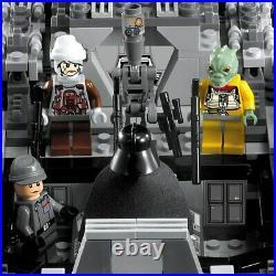 Building Blocks Sets Star Wars UCS Super Star Destroyer Ship Toys Model for Kids