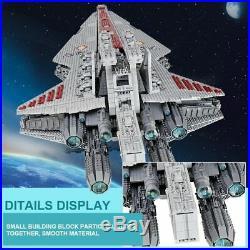 Building Blocks Star Wars 05077 UCS Set The Republic Cruiser Ship Toys for Kids