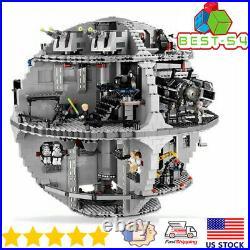 Building Blocks Star Wars Sets UCS Death Star DIY Bricks Model 05035 Kids Toys