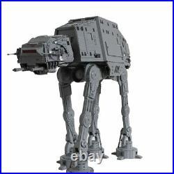 Building Blocks UCS Sets Star Wars MOC 4042 Heavy Assault Walker Model Kids Toys