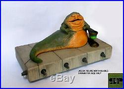 Custom 1/12 scale Diorama Throne Set for Jabba the Hutt 6 Black Series figure