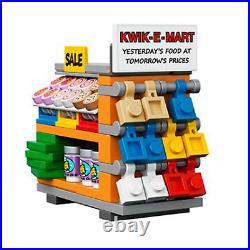 Custom Brand 2020 Custom Kwik E Mart Compatible to 71016 + Manual Books 2232pcs