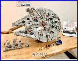 Custom Compatible LEGO Star Wars Ultimate Millennium Falcon 75192 HUGE