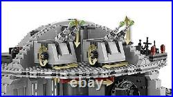 Custom LEGO Death Star 75159 Star Wars 4016 pieces 23 minifigures