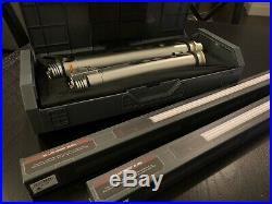 Disney Star Wars Galaxys Edge Ahsoka Tano Legacy Lightsaber Set With Blades