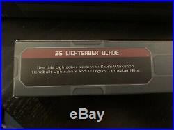 Disney Star Wars Galaxys Edge Ahsoka Tano Legacy Lightsaber Set With Blades