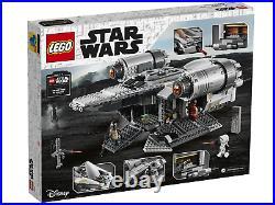 Disney The Mandalorian Lego Star Wars Razor Crest Spaceship Build Kit Brand New