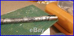 Disneyland galaxy's edge savi's workshop Lightsaber custom fallen order duel set