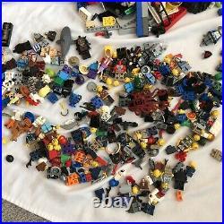 HUGE LEGO Assorted Job Lot Bundle Star Wars Super Heroes City Ninjago 17.2 KG