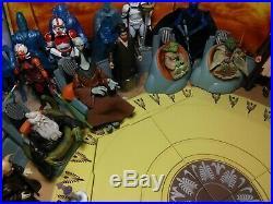 Hasbro Star Wars Lot Full Set 1,2,3,4,5,6 Jedi Council Clone Trooper 50+ figures