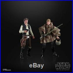 Hasbro Star Wars The Black Series Heroes Of Endor 6 Figure Set 2020 Exclusive