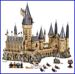 Hogwarts Castle 6742pcs Compatible 16060 set Harry Potter DHL Free Shipping