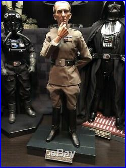 Hot Toys 1/6 GRAND MOFF TARKIN & DARTH VADER 2-PK SET MMS434 Star Wars New Hope