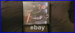 Hot toys star wars 1/6 scale Darth Vader and grand moff tarkin set used