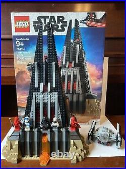 Huge LEGO Star Wars Lot 75105, 75155, 75251, 75094, 75179, 75258 100% Complete