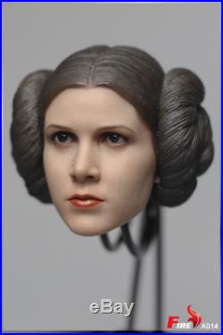 IN STOCK1/6 Star Wars IV A New Hope Princess Leia FULL COMPLETE FIGURE SET