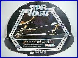 K1900918 Death Star Palitoy Uk Cardboard Set Star Wars 100% Complete Vintage