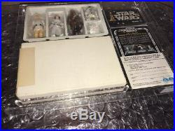 Kenner Star Wars 1978 Early Bird Set Kit AFA 80/85/85 Double Telescoping Luke